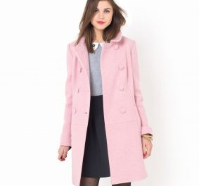 Manteau femme, au chaud et branchée à la fois