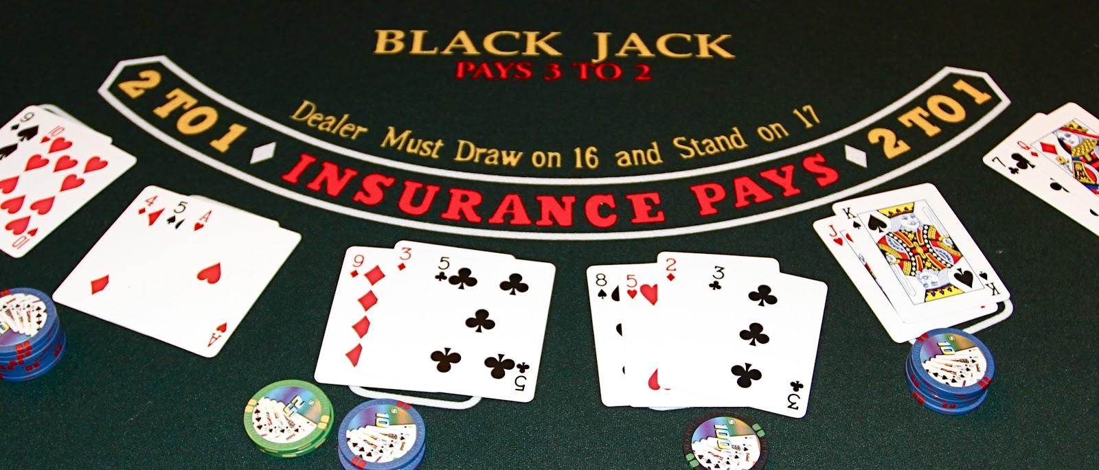 Blackjack: que faire pour gagner sa mise ?