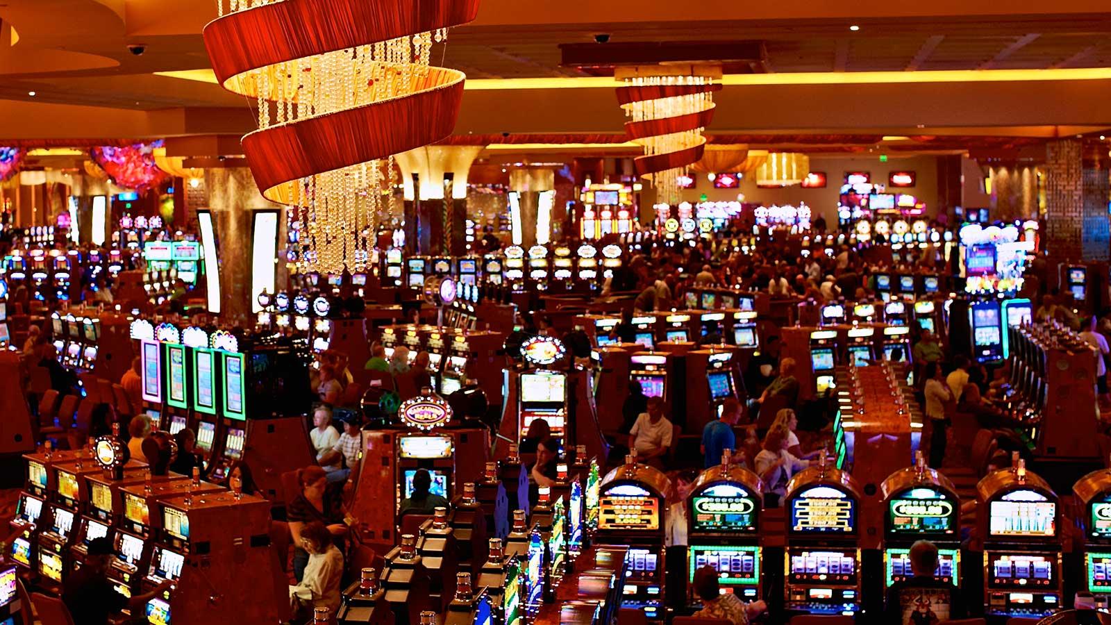 Des jeux casino pour acquérir de l'expérience
