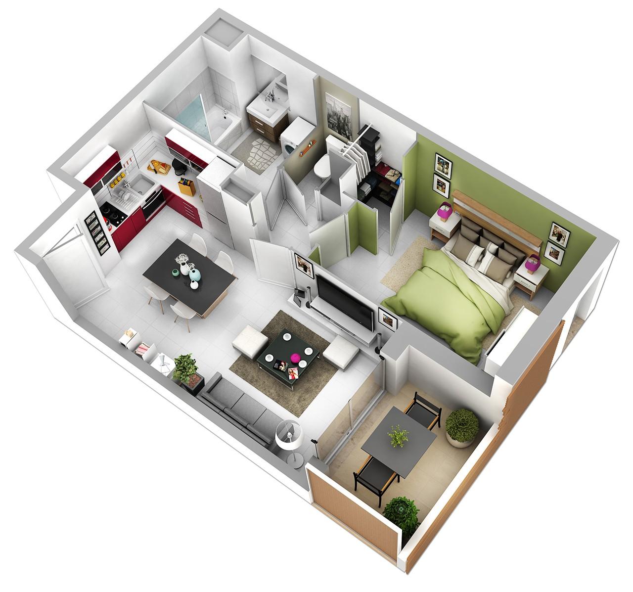 Acheter un appartement neuf montpellier et r aliser un r ve for Acheter un appartement neuf