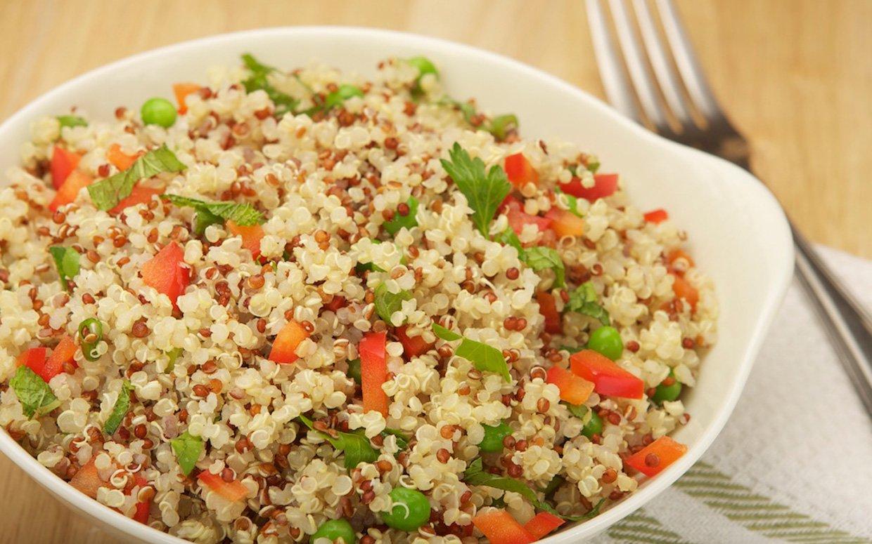 Comment cuisiner le quinoa for Cuisiner quinoa