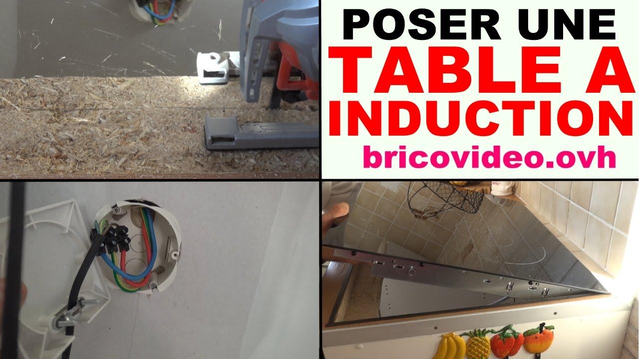 Comment installer une plaque induction - Comment savoir si une poele est compatible induction ...